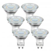 GU10 LED Bulbs, 50W Halogen Bulbs Equivalent