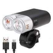 CREE LED Cyclin HeadLights, USB Rechargeable