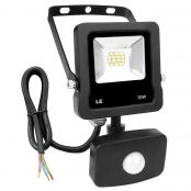 Spotlight with Motion Sensor 10 W 800 Lumen Super Bright LED Floodlight