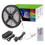 36W RGB Strip Light Kit,non-Waterproof, 300 5050 SMD
