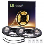 2 Pack, 12V Flexible LED Strip Light