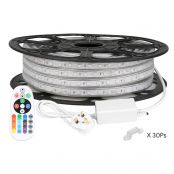 15M RGB 5050 LED Strip Lights