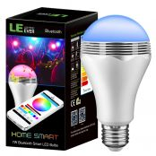 Dimmable Bluetooth Bulbs, Audio bulb