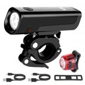 CREE LED Bike Light Set