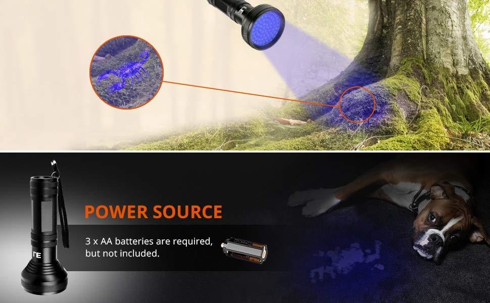 6 AA batteries