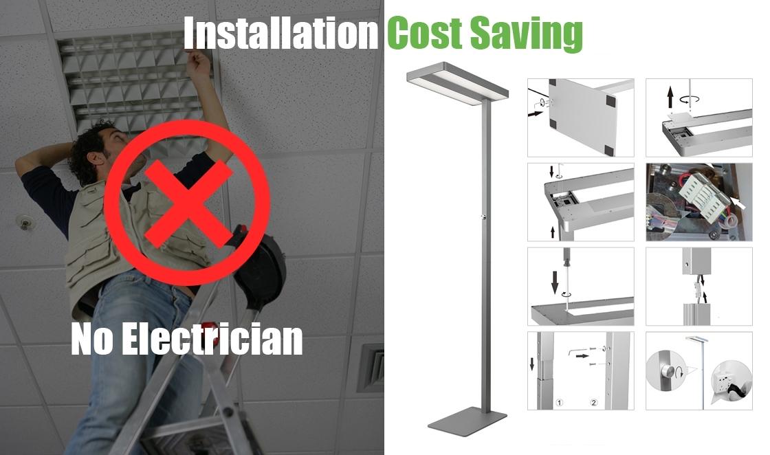 Installation Cost Saving
