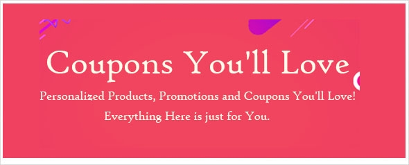 Hot coupons you'll love. Get coupons and save more!