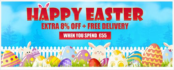 Easter LED lights sale!