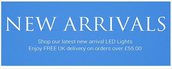 NEW ARRIVALS! Keep your lights new and excellent!