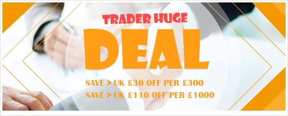 LED lights trader deal! Save up to £110 off!